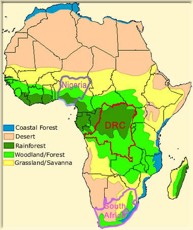 Map Of Africa Climate Zones.Elysium The Rose And Thorn View Topic African Climate Zones